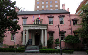 James Habersham Jr House aka The Olde Pink House Savannah Georgia