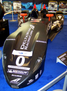 Nissan Michelin Delta Wing Race Car