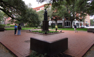 Reynolds Square Savannah Georgia