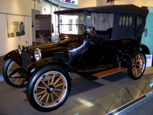 1915 Dodge Touring Car