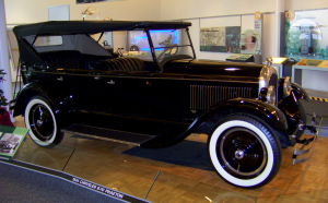 1924 Chrysler B-70 Phaeton