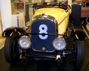 1928 Chrysler Model 72 Le Mans Racer Replica II