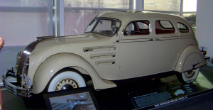 1934 Chrysler Airflow Model CU