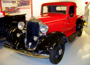 1934 Dodge KC Commercial Express Half Ton Pickup