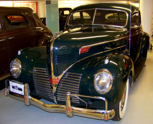 1939 Dodge Deluxe Town Coupe