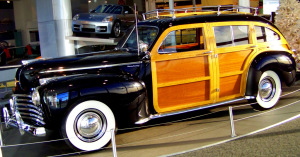1941 Chrysler Town and Country Station Wagon