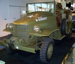 1941 Dodge Command Car