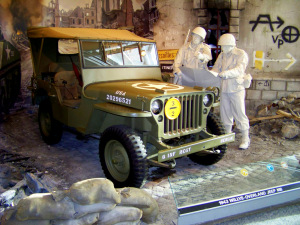1943 Willys Overland Jeep MB