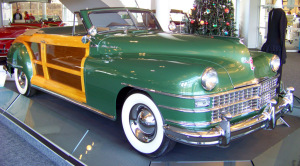 1948 Chrysler Town and Country Convertible I