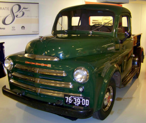 1949 Dodge Half Ton Pickup