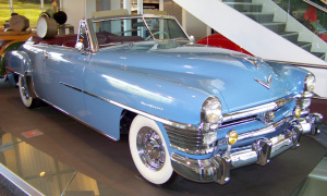 1951 Chrysler New Yorker Convertible