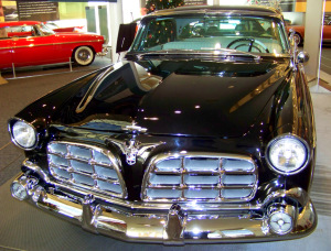 1956 Imperial Southampton Coupe I