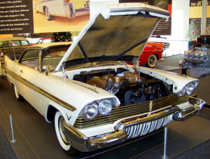 1957 Plymouth Fury I
