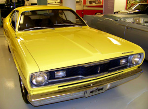1970 Plymouth Valiant Duster 340