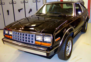 1982 AMC Eagle SX 4