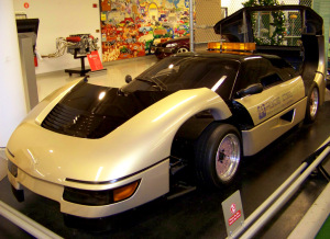 1982 Dodge PPG M4S Turbo Interceptor