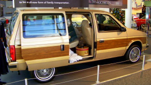 1984 Plymouth Voyager Minivan
