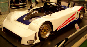 1995 Patriot Hybrid Race Car Concept
