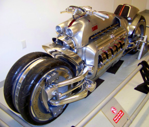 2003 Dodge Tomahawk Motorcycle