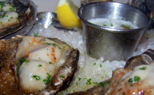 GW Fins Smoked Sizzling Oysters