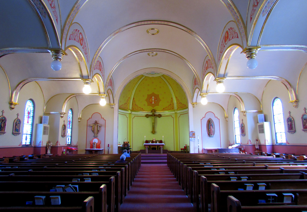 Blessed Sacrament Catholic Church Lawton Oklahoma 2