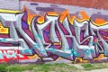 Detroit Graffiti near Orleans and Fisher Fwy N Svc Dr 1
