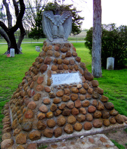 Geronimo Gravesite at Fort Sill Oklahoma