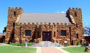 Holy City of the Wichitas Chapel 1