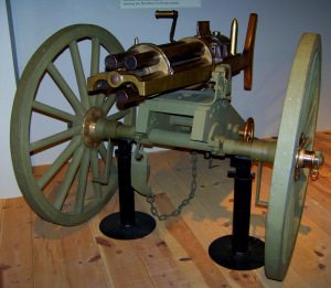 United States Army Field Artillery Museum at Fort Sill Oklahoma 1
