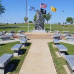 Vietnam War Memorial Lawton Oklahoma