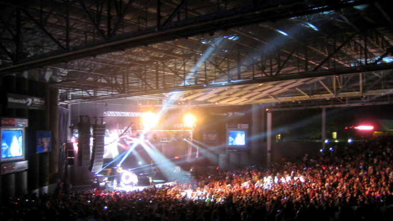 """""""Kings Of The Mic"""" at DTE Energy Music Theatre – Clarkston, MI, 6-26-2013"""