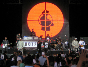 Public Enemy at Kings Of The Mic