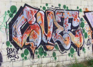 More New Graffiti in Eastern Mkt 13