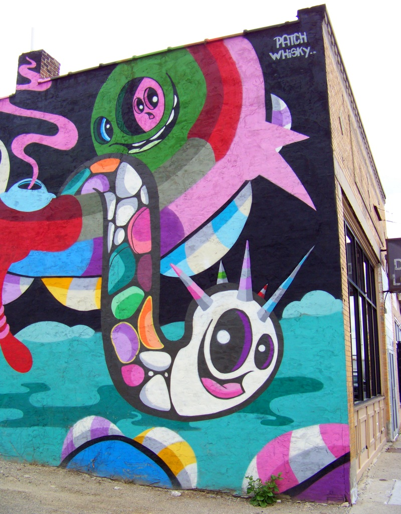 3 New Murals in Hamtramck 5