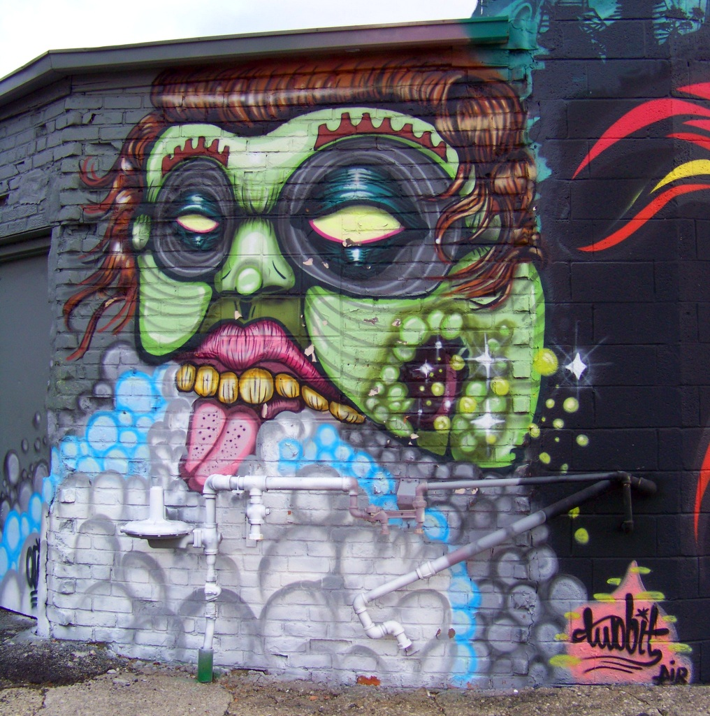 New Grand River Street Art May 2015 21