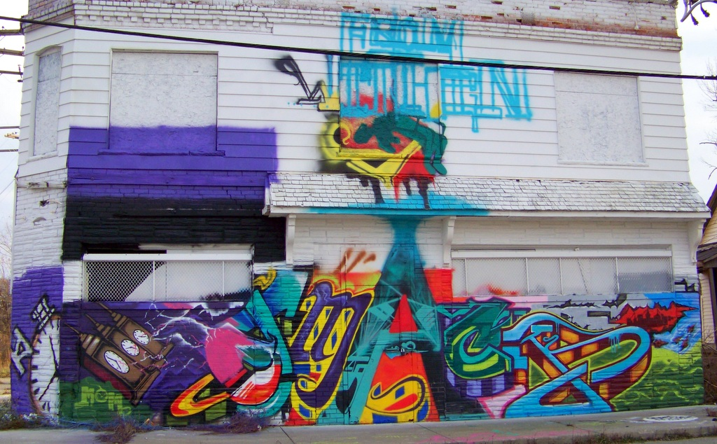New Grand River Street Art May 2015 22