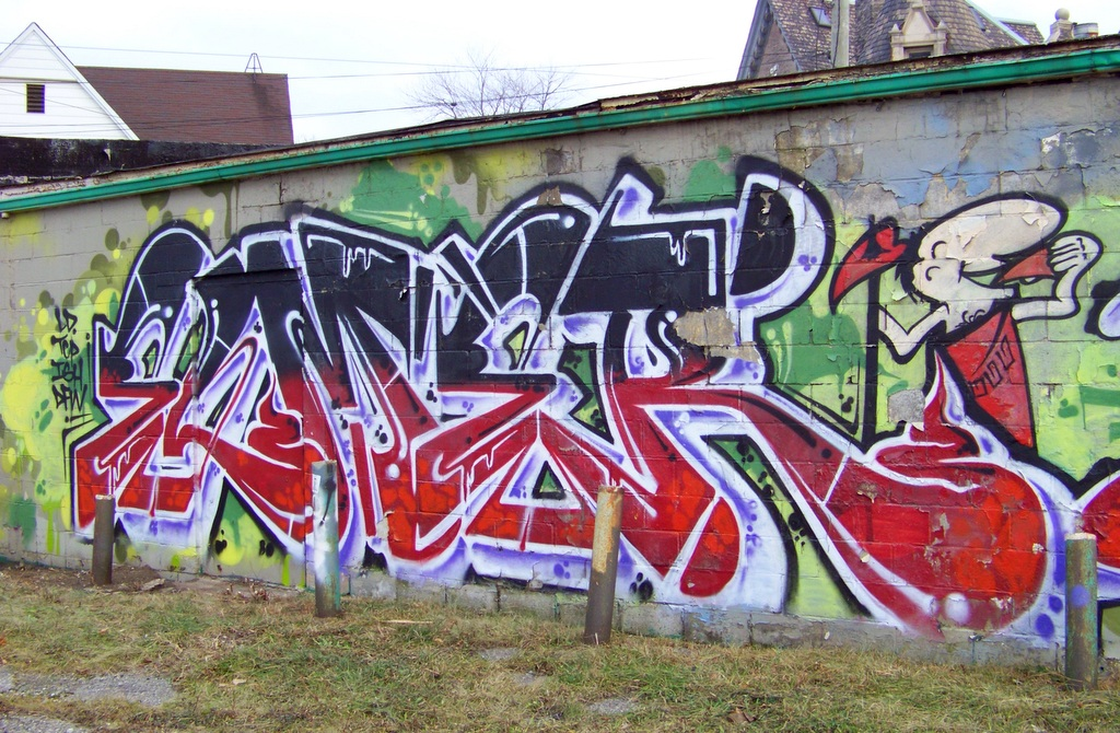 New Grand River Street Art May 2015 9