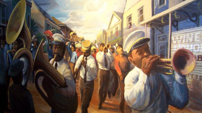 The Music of New Orleans: December 2014 – May 2015