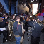 Detroit Party Marching Band in The Belt 2
