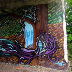 Dequindre Cut Art Summer 2015 1 2