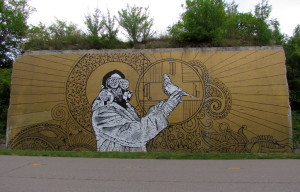 Dequindre Cut Art Summer 2015 2 1
