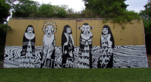 Dequindre Cut Art Summer 2015 3
