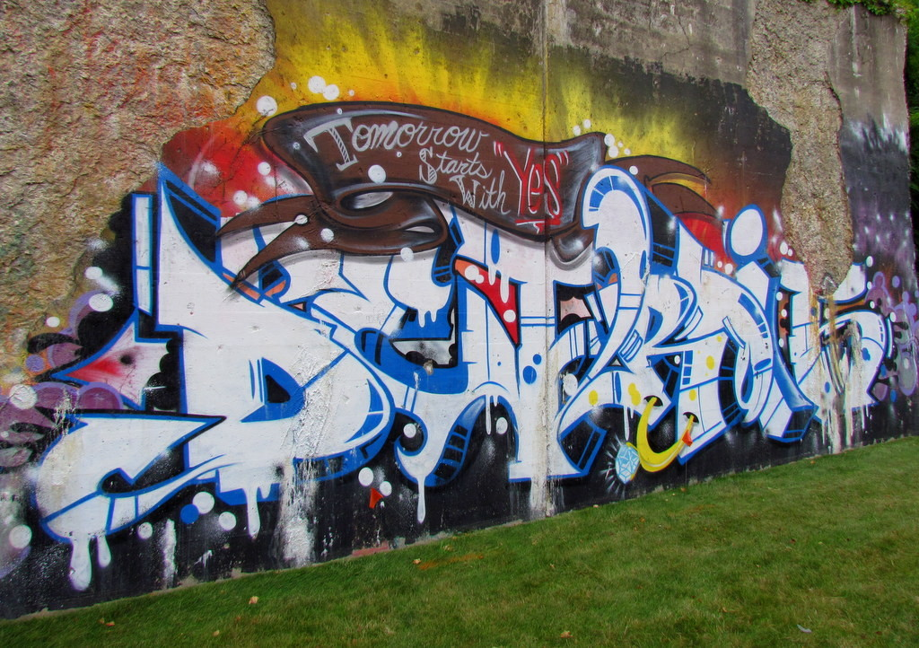 Dequindre Cut Art Summer 2015 6