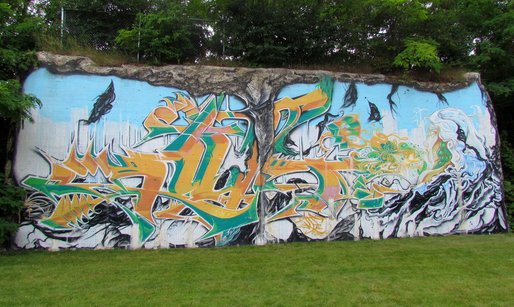Dequindre Cut Art Summer 2015 7 1