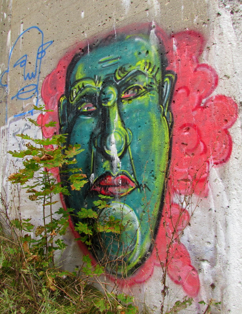 Dequindre Cut Art Summer 2015 9