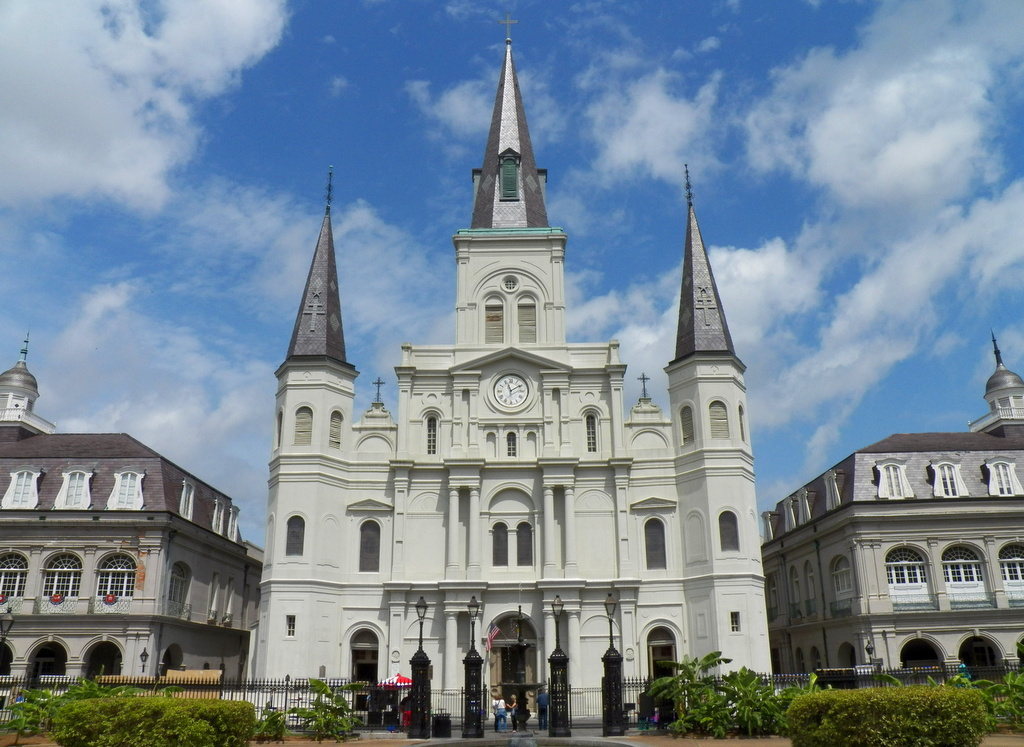 New Orleans Architecture – 99 Selected Structures