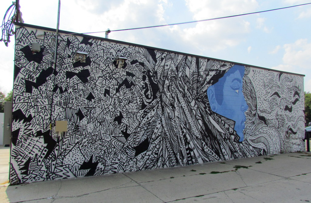 Detroit Street Art Fall 2015 20