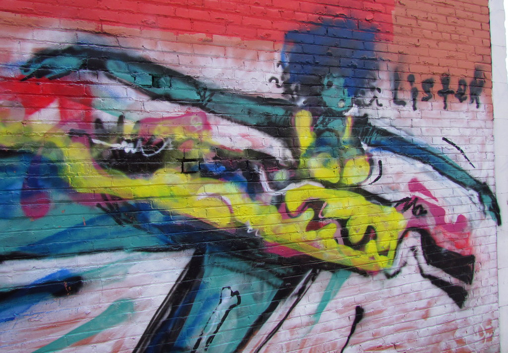 Eastern Market Street Art – 40 New Discoveries – Summer 2015