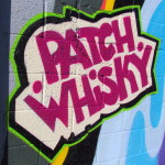 Patch Whisky Ghost Beard Mich Ave 8