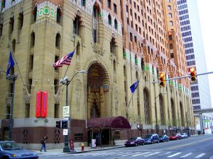 Guardian Building Wirt C Rowland